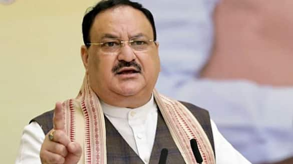 TMC signifies vulture culture, feasts on death for petty political gains, alleges JP Nadda ALB