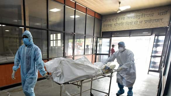 three covid patient died in chennai