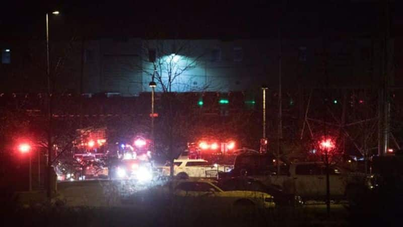 8 killed in shooting at Indianapolis FedEx facility lns