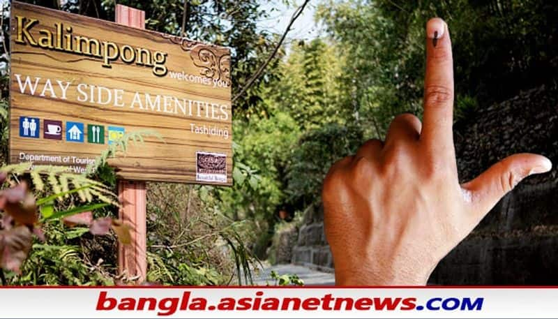 West Bengal Hill station assembly Kalimpong constituency profile bsm
