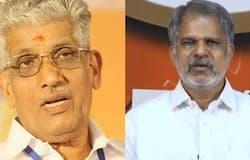 <p>Sukumaran Nair, A Vijayaraghavan</p>