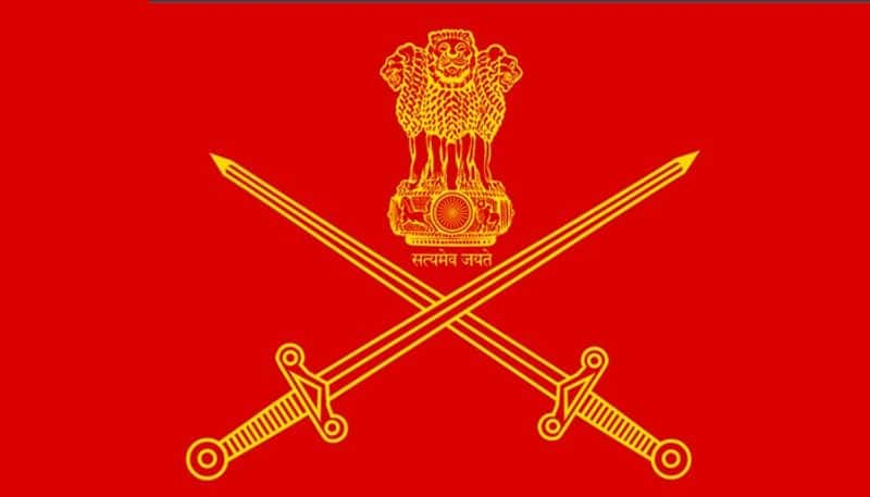 J K Indian Army changes colour of flags from red to blue to become more people-friendly