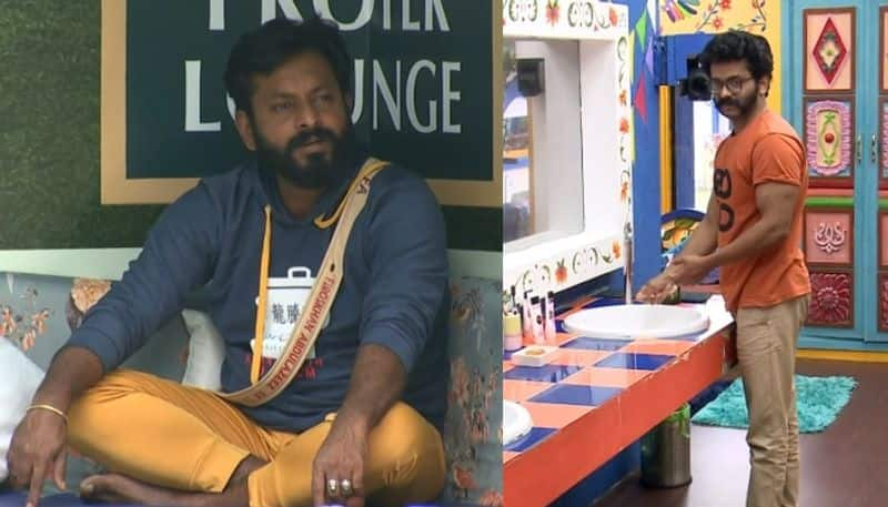 kidilam firoz commenting about manikuttan in bigg boss 3