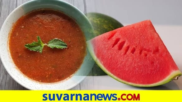 Spicy Watermelon Soup Recipe it is news and tasty dpl