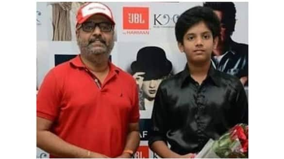 actor vivek writeup for her son