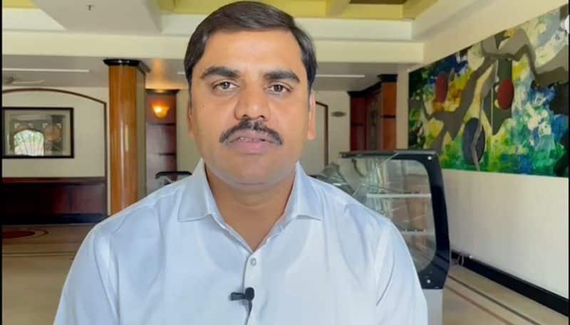 BJP Vishnuvardhan Reddy Comments on YCP Govt -  bsb