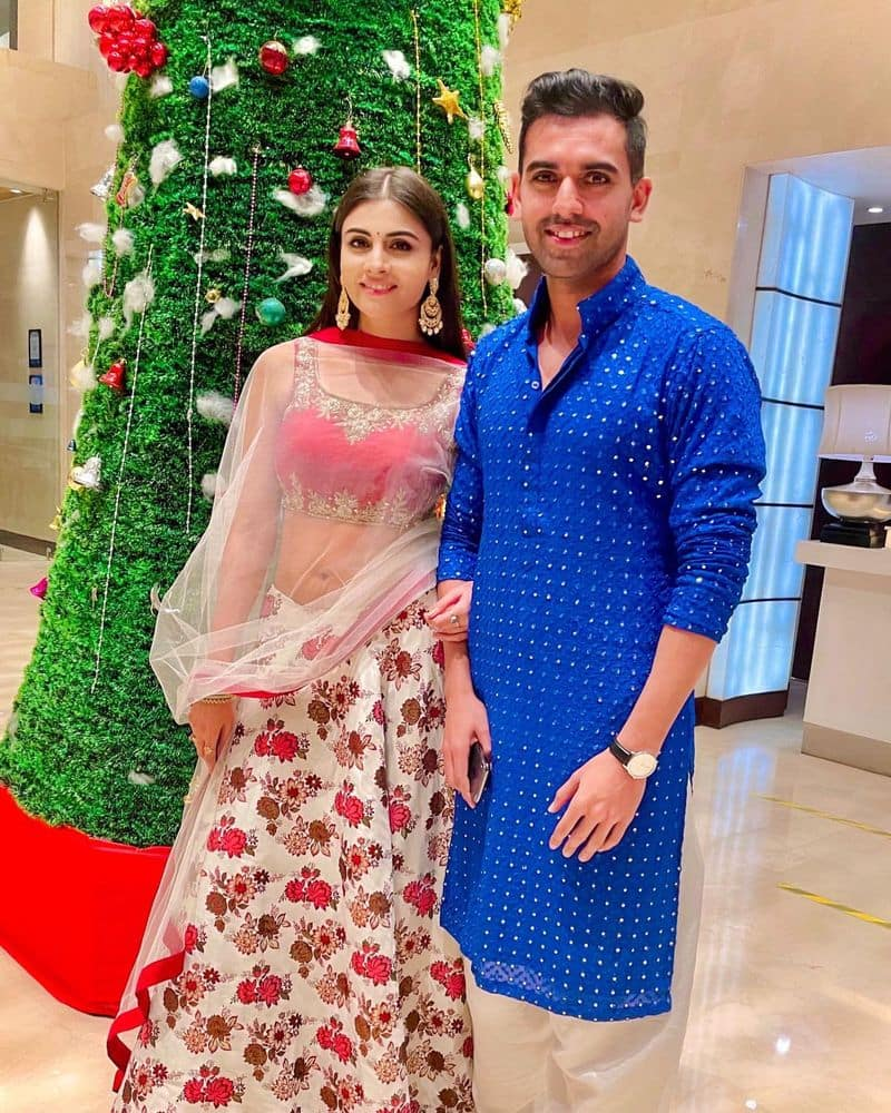 IPL 2021: Deepak Chahar's Sister Malti Reacts After Chennai Super Kings Pacer Crosses 50 IPL Wickets