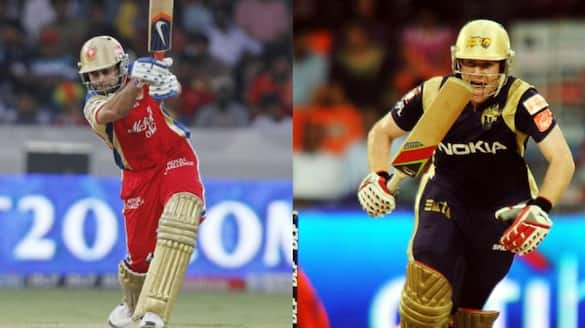 Match Prediction of Virat Kohli's RCB vs Eoin Morgan's KKR match in IPL 2021 spb