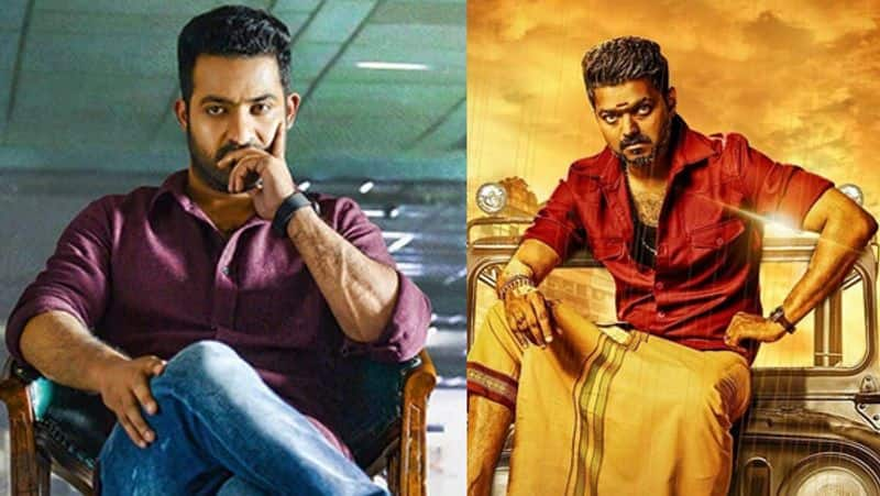 crazy buzz ntr and vijay gonna team up for a pan india project ksr