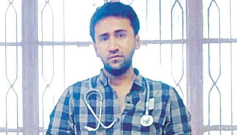 young doctor suicide in visakhapatnam ksp
