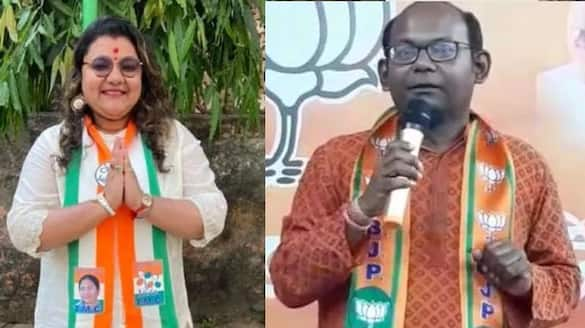 ec bans tmc s sujata mondol and bjp s sayantan basu from poll campaigning for 24 hours bsm
