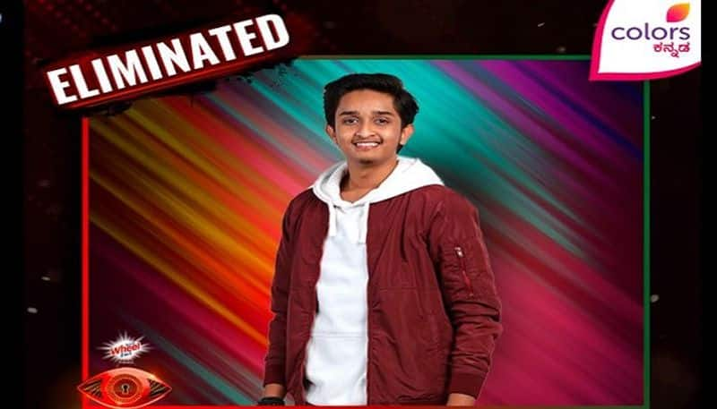 bigg boss kannada season 8 Singer vishwanath eliminated mah