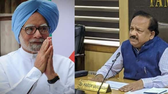 History would be kinder to you if Congress took your advice, Harsh Vardhan replies to Manmohan Singh's letter BPS