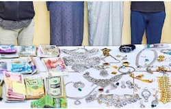 <p>asian gang arrested</p>