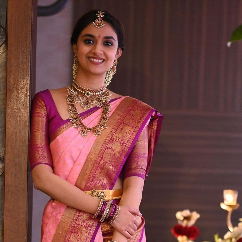 After Super star Annaathe  Keerthy Suresh in  vedhalam  telugu remake as a sister character