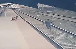 <p>railway save child</p>