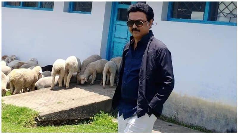 Just a ghetto style in Kodaikanal ... MK Stalin spending time ..!