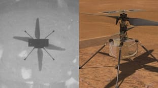 NASA Ingenuity Mars Helicopter Succeeds in Historic First Flight KPP