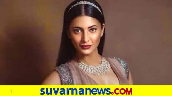 Shruti Haasan to play journalist in Prabhas Prshanth neel salaar vcs
