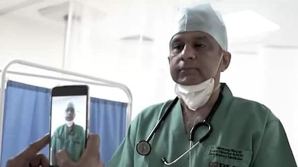 Inspiring story of Covid warrior Dr Sandeep Nayar-VPN