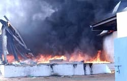 <p>fire accident in hyderabad</p>