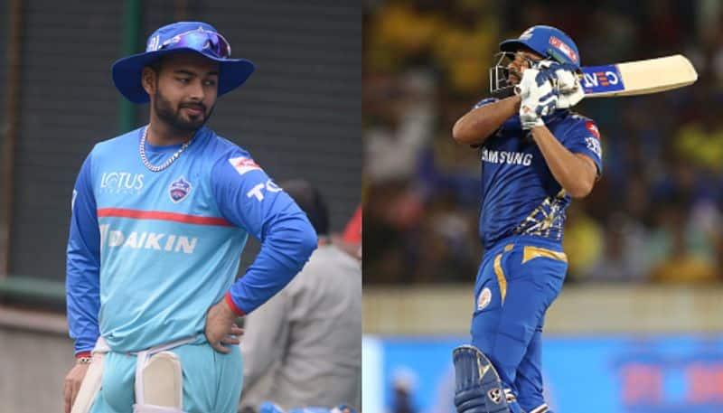 Delhi Capitals beat Mumbai Indians by 6 wickets in IPL 2021 spb