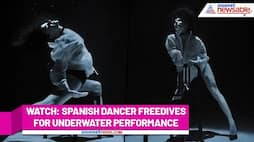 Get lost in the mesmerising underwater Tango of this Spanish dancer and diver - gps