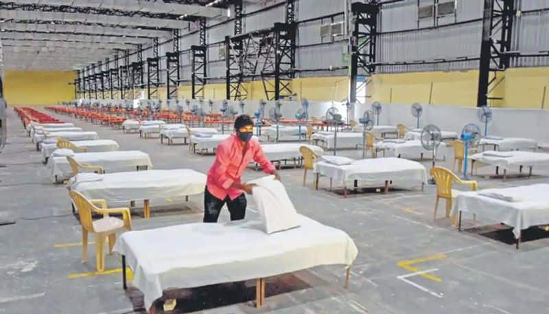 Check how many empty beds Corona patients have in Delhi Mumbai and West Bengal kpn