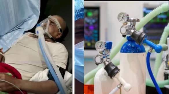 Nashik oxygen tank leak live updates: 11 patients die due to low oxygen supply at Zakir Hussain hospital