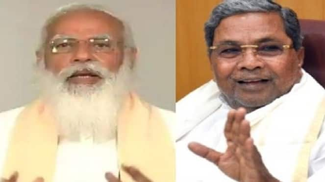 Congress Leader Siddaramaiah Hits Out At PM Modi Over Fuel Price Hike rbj