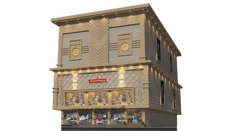 swayamvara silks Kodungallur showroom