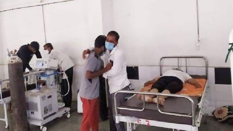34 Hospitalised After Toxic Gas Leaks From Factory Near Mumbai bpsb