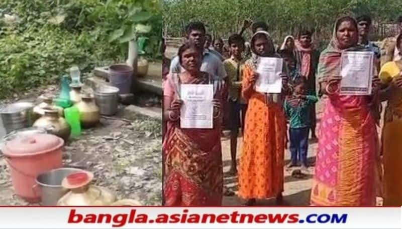 Voters in Nabgram Assembly constituency have called for a vote boycott on Multiple issue RTB