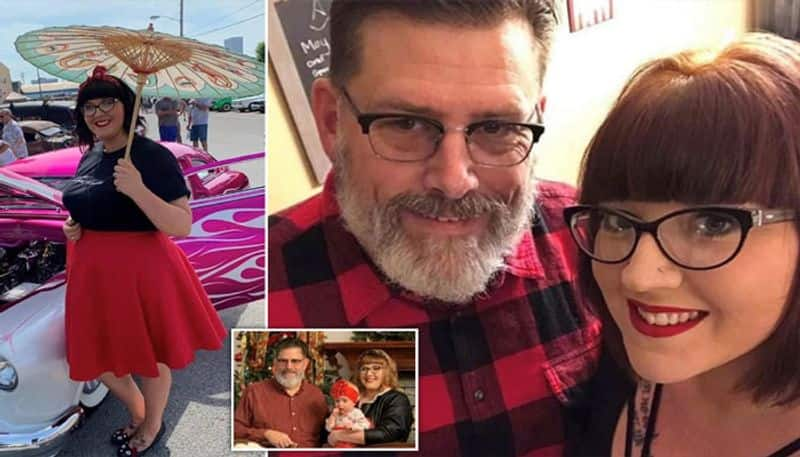 Woman marries her ex-husband's stepfather who is nearly 29 years her senior