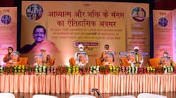 Dr Samir Tripathi sings the entire Ramcharitmanas with  its meaning launched on Youtube channel Medhraj Astro - vpn