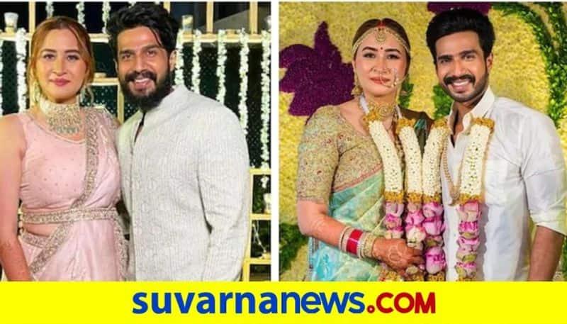 Actor Vishnu Vishal marries Jwala Gutta in Hyderabad kvn