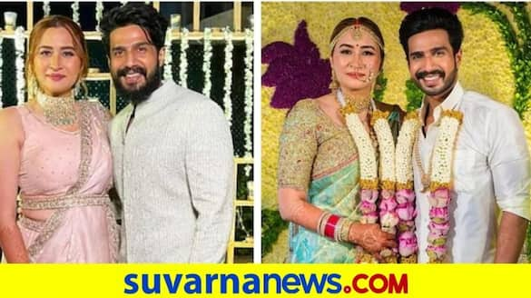 Actor Vishnu Vishal marries Jwala Gutta in Hyderabad kvn