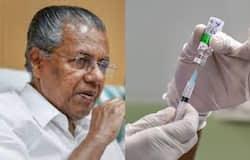 <p>Covid vaccine Pinarayi</p>