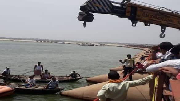 All surveillance arrangements were made, no corona patient's body was found floating in the Ganges