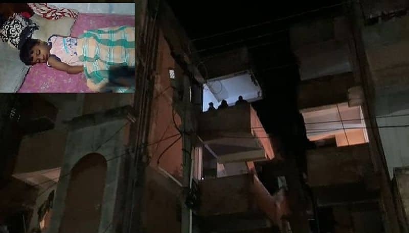 mother and child suspicious death in visakha gruhakalpa - bsb