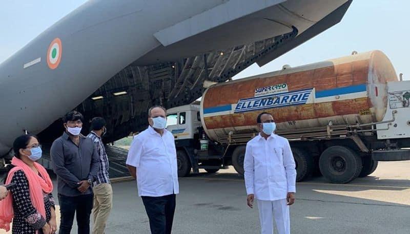 Flights to Odisha: KTR compliments Etela Rajender and Somesh Kumar