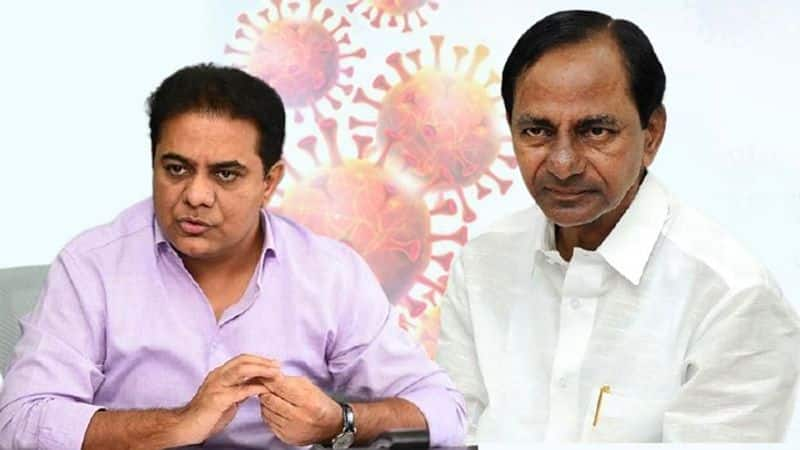 Telangana In The Grip Of Scond Covid Wave, Top Leaders Test Positive and Are isolating