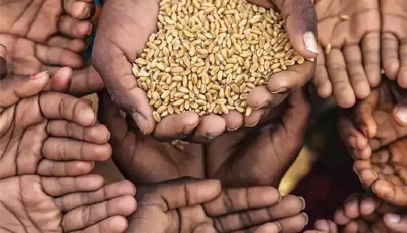 Government of India to provide to free food grains under PM Garib Kalyan Ann Yojana ksp