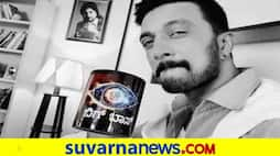 Kannada actor Sudeep plans and interaction with BBK8 contestants vcs