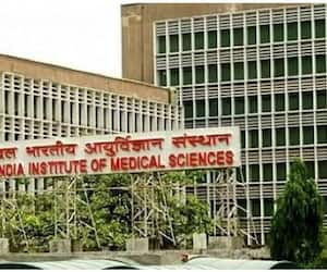 Fire at AIIMS's Convergence block doused lns