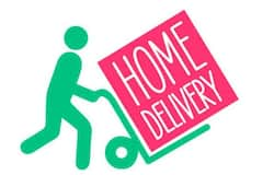 <p>Home Delivery</p>