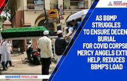 As BBMP struggles to ensure decent burial for COVID corpse, Mercy Angels extend help, reduces BBMP's load