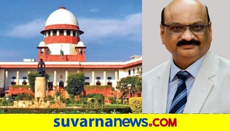 supreme court sitting judge justice mohan m shantanagoudar Passes Away snr