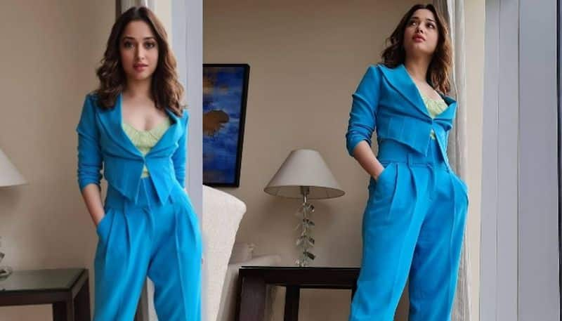 tamannah one more web series and also talk show? arj