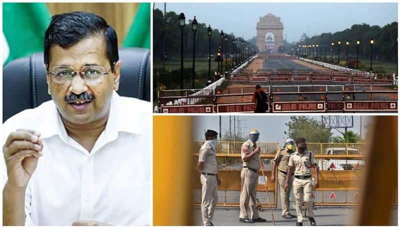 Delhi Lockdown Extended By Another Week BPC